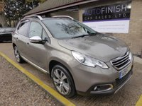 USED 2014 64 PEUGEOT 2008 1.6 E-HDI FELINE MISTRAL 5d 92 BHP # 1 KEEPER FROM NEW # FULL PEUGEOT SERVICE HISTORY # £0 DEPOSIT FINANCE AVAILABLE #