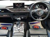 USED 2014 14 AUDI A6 2.0 TDI ULTRA S LINE BLACK EDITION 4d AUTO 188 BHP
