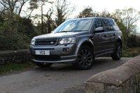 2012 LAND ROVER FREELANDER 2.2 SD4 DYNAMIC 5d AUTO 190 BHP £16499.00