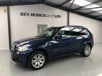 2013 BMW X5 3.0 XDRIVE30D M SPORT 5d AUTO 241 BHP £19995.00