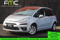 USED 2008 08 CITROEN C4 PICASSO 1.6 VTR PLUS HDI 5STR 5d 108 BHP Great Family Car - Cheap To Run