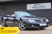 USED 2003 MERCEDES-BENZ SL SL600 FULL HISTORY - UK DELIVERY