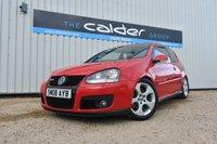 2008 VOLKSWAGEN GOLF 2.0 GTI 3d 280 BHP £7450.00