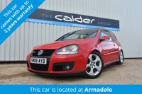 USED 2008 08 VOLKSWAGEN GOLF 2.0 GTI 3d 280 BHP
