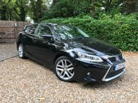 2015 LEXUS CT 1.8 200H ADVANCE 5d AUTO 134 BHP £13989.00