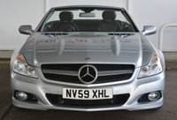 USED 2009 59 MERCEDES-BENZ SL SL350 CONVERTIBLE AUTO 315 BHP Finance? No deposit required and decision in minutes.