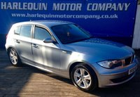 2009 BMW 1 SERIES 2.0 116I SE 5d 121 BHP £4999.00