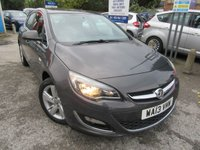 USED 2013 13 VAUXHALL ASTRA 2.0 SRI CDTI 5d AUTO 163 BHP WELL MAINTAINED ASTRA DIESEL AUTOMATIC, FULL SERVICE HISTORY, NICE SPEC.