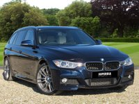 USED 2014 BMW 3 SERIES 3.0 330D M SPORT TOURING 5d AUTO 255 BHP Fully loaded family car