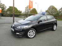 USED 2015 15 RENAULT MEGANE 1.5 dCi ENERGY Dynamique Tom Tom (s/s) 5dr Buy Now Pay in 6 Months
