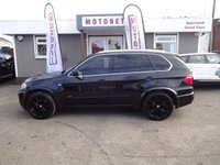 USED 2009 09 BMW X5 3.0 D M SPORT 5DR DIESEL AUTOMATIC 232 BHP ++++BUY NOW PAY NEXT JANUARY 2019++