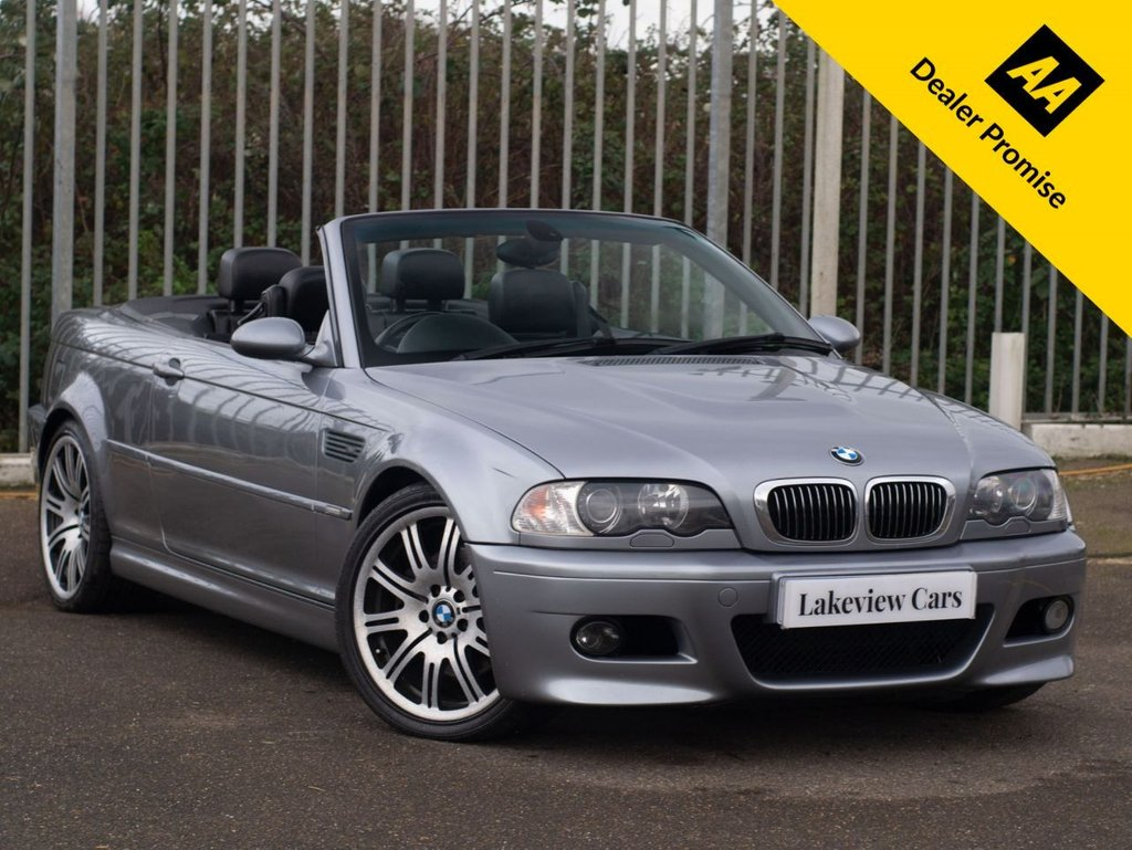 USED 2003 53 BMW M3 3.2 M3 SMG 2d 338 BHP