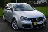 2008 VOLKSWAGEN GOLF 2.0 GT TDI 5d 138 BHP £6495.00