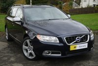 USED 2009 59 VOLVO V70 2.0 D R-DESIGN SE 5d 136 BHP STUNNING TRENDY FAMILY ESTATE CAR
