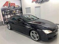 USED 2012 BMW 6 SERIES 3.0 640D M SPORT 2d AUTO 310 BHP