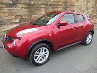 2013 NISSAN JUKE 1.6 TEKNA DIG-T 5d AUTO 190 BHP £9950.00