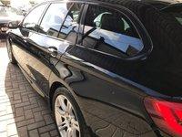 USED 2010 60 BMW 5 SERIES 2.0 520D M SPORT TOURING 5d AUTO 181 BHP