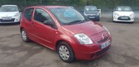 2006 CITROEN C2 1.1 DESIGN 3d....WITH A. NEW MOT AND LOW INSURANCE GROUP £1250.00