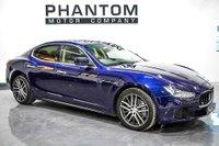USED 2015 65 MASERATI GHIBLI 3.0 DV6 4d AUTO 275 BHP