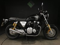 2017 HONDA CB1100 RS. ABS. 2017. 1 OWNER. 6806 MILES. CUSTOM EXHAUSTS. A BEAUTY £7250.00