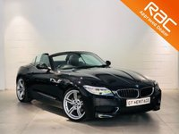 2015 BMW Z4 SDRIVE20I M SPORT AUTO [SERV PLAN] £18797.00