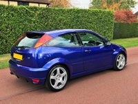 USED 2003 53 FORD FOCUS 2.0 RS 3dr NICE CAR MOT EXP 04/19+RECIPTS
