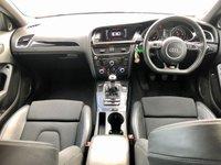 USED 2013 13 AUDI A4 2.0 TDI S LINE BLACK EDITION 4d 148 BHP