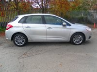 USED 2013 62 CITROEN C4 1.6 E-HDI VTR PLUS EGS 5d AUTO 115 BHP