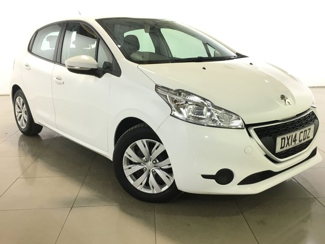 View our 2014 14 PEUGEOT 208 1.4 ACCESS PLUS HDI 5d 68 BHP