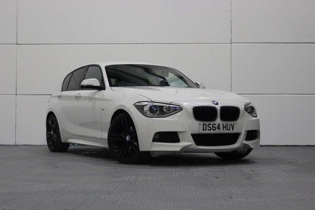 2014 64 BMW 1 SERIES 2.0 116D M SPORT 5d AUTO 114 BHP