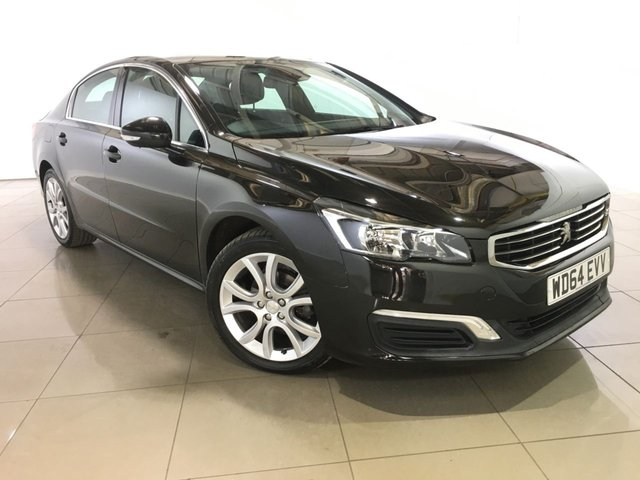 View our 2015 64 PEUGEOT 508 1.6 E-HDI ACTIVE 4d AUTO 115 BHP