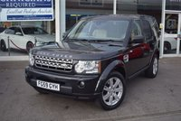 2009 LAND ROVER DISCOVERY 3.0 TDV6 XS 5dr Auto £10990.00