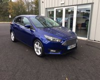 USED 2016 66 FORD FOCUS 1.0 ZETEC ECOBOOST AUTOMATIC 125 BHP THIS VEHICLE IS AT SITE 1 - TO VIEW CALL US ON 01903 892224