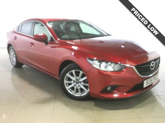 View our 2015 15 MAZDA 6 2.2 D SE-L NAV 4d 148 BHP