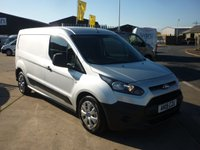 2015 FORD TRANSIT CONNECT 1.6 210 Panel Van  95 BHP Aircon Bluetooth and Dab Radio  £6995.00