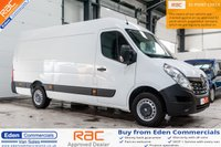 USED 2015 65 RENAULT MASTER 2.3 MML35 BUSINESS DCI S/R P/V 1d 125 BHP