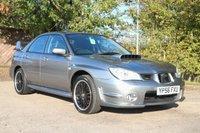 2006 SUBARU IMPREZA 2.5 WRX SL 4d 227 BHP £6850.00