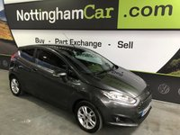 USED 2016 66 FORD FIESTA 1.2 ZETEC 3d 81 BHP **1 OWNER, GREAT CONDITION**