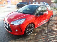 USED 2013 13 CITROEN DS3 1.6 E-HDI DSTYLE PLUS 3d 90 BHP