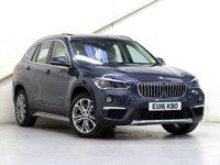 2016 BMW X1 2.0 XDRIVE20D XLINE 5d AUTO 188 BHP £23341.00