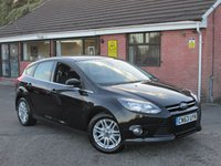 2013 FORD FOCUS 1.6 TDCI TITANIUM (FORD SERVICE HISTORY) 5dr £6990.00