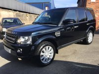 2015 LAND ROVER DISCOVERY 3.0 SDV6 COMMERCIAL XS 1d AUTO 255 BHP £24995.00