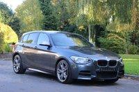 2014 BMW 1 SERIES 3.0 M135I 5d 316 BHP £17475.00