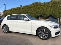 2015 BMW 1 SERIES 116D 1.5 SPORT 5d ONE PRIVATE OWNER FROM NEW  £11000.00
