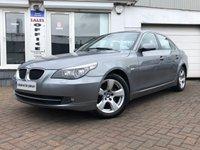2009 BMW 5 SERIES 2.0 520D SE BUSINESS EDITION 4d 175 BHP £5975.00