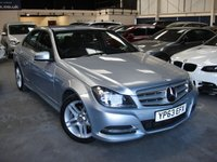 USED 2013 63 MERCEDES-BENZ C-CLASS 2.1 C250 CDI BLUEEFFICIENCY AMG SPORT 4d AUTO 202 BHP ANY PART EXCHANGE WELCOME, COUNTRY WIDE DELIVERY ARRANGED, HUGE SPEC