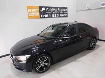 2013 BMW 3 SERIES 2.0 320D EFFICIENTDYNAMICS 4d 161 BHP £11995.00