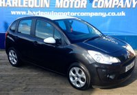 USED 2012 61 CITROEN C3 1.4 BLACK 5d 72 BHP CHEAP TO INSURE AND CHEAP TO RUN