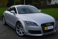 USED 2008 58 AUDI TT 2.0 TDI QUATTRO 3d 170 BHP STUNNING QUATTRO*** £0 DEPOSIT FINANCE
