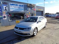 USED 2012 62 VOLKSWAGEN JETTA 1.6 SPORT TDI BLUEMOTION TECHNOLOGY 4d 104 BHP 1 OWNER FROM NEW FULL VW SERVICE HISTORY